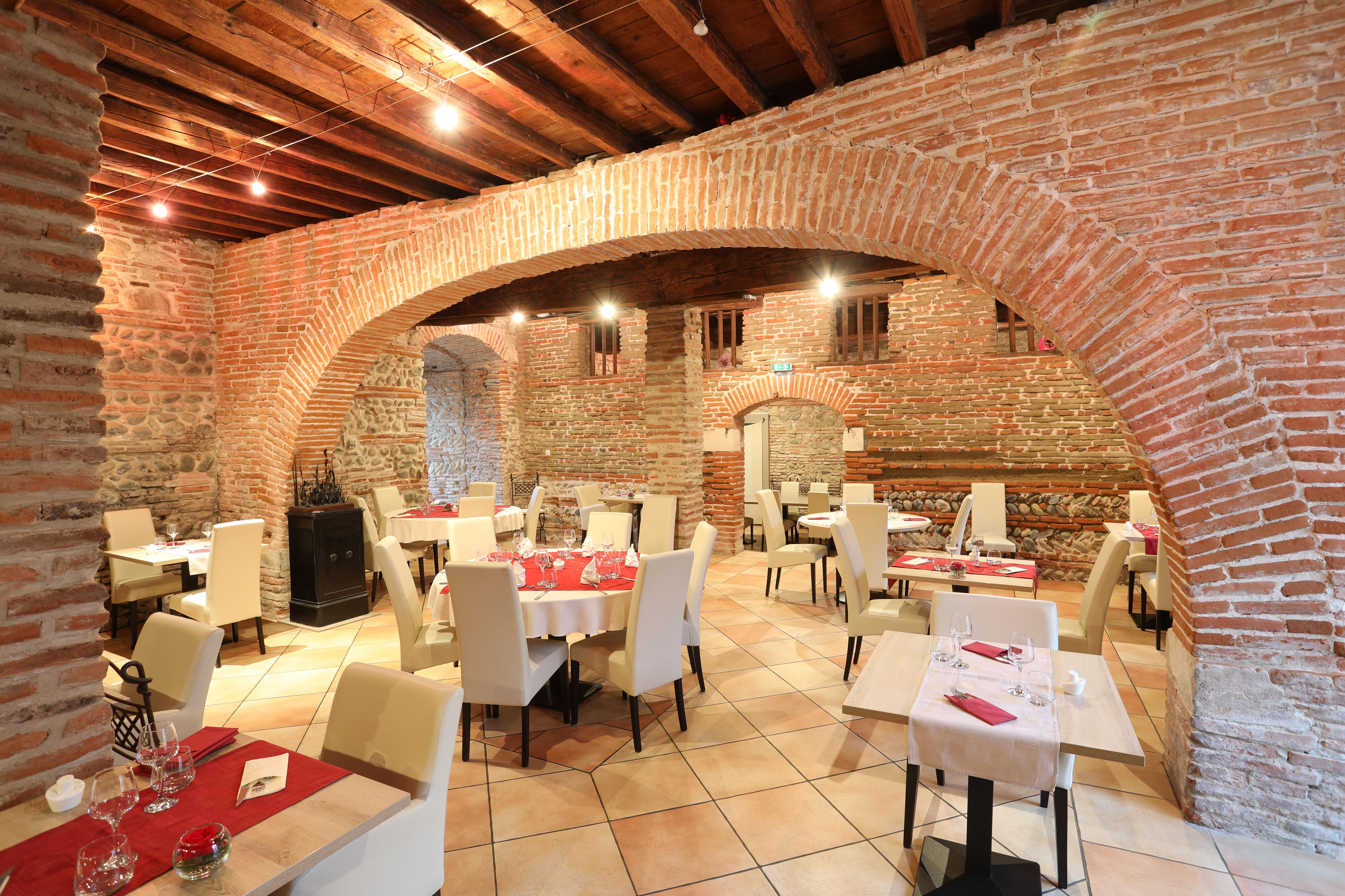 Interieur Restaurant Domaine De La Terrasse